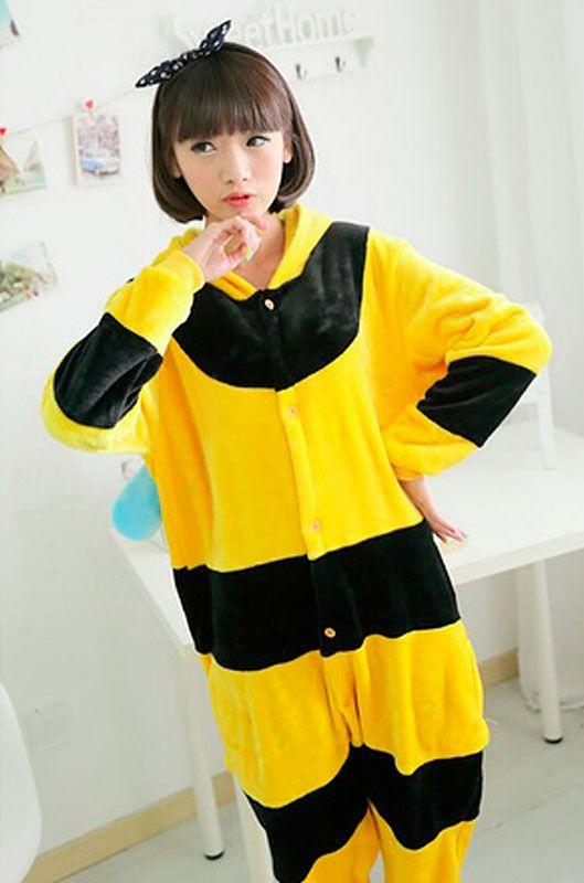 Детская пижама кигуруми Пчела купить в Москве цена 1 900 р ... f6c5a84202096