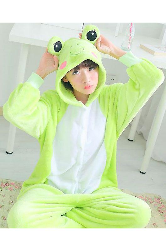 Детская пижама кигуруми Лягушка купить в Москве цена 1 926 р ... 501830b9a4875