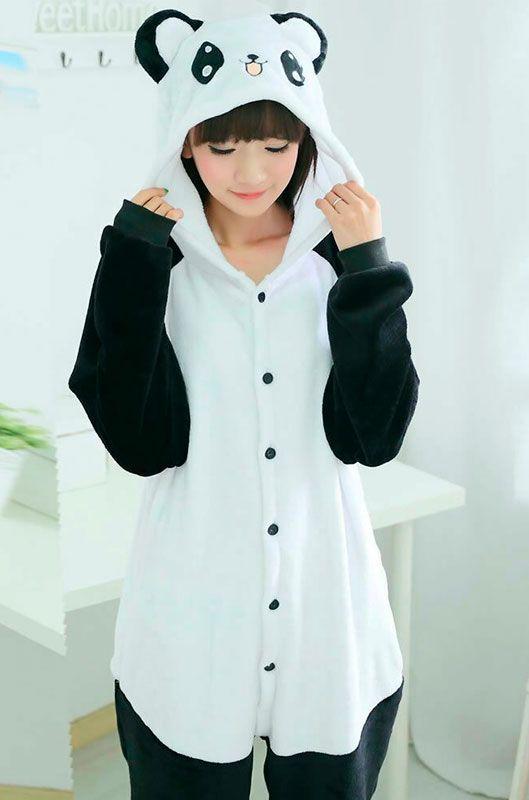 43535307f Детская пижама кигуруми Панда Улыбка купить в Москве цена 1 643 р ...