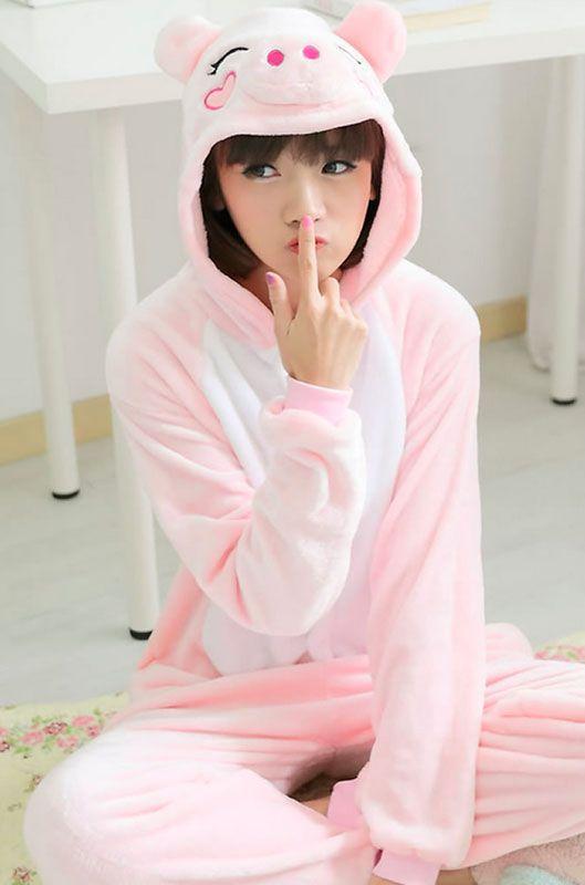 Детская пижама кигуруми Розовая Свинка купить в Москве цена 1 900 р ... b653ff9933d7c