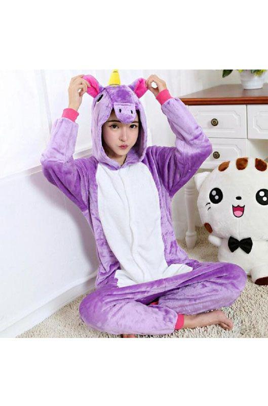 Кигуруми Фиолетовый Единорог купить в Москве 0e53ef35bf4f3