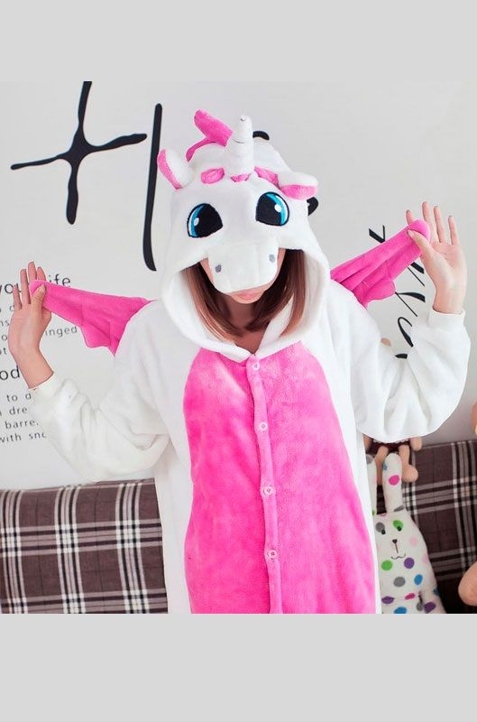 Детская пижама кигуруми Розовый Единорог купить в Москве. Главная · Каталог  · Детские Кигуруми ba9691e901d46