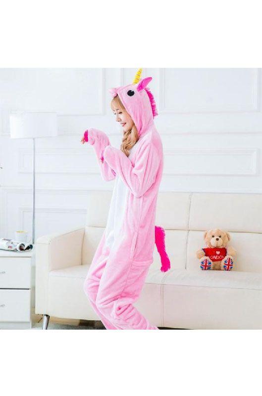Детская пижама кигуруми Радужный Розовый Единорог купить в Москве ... 63179063e3f7a