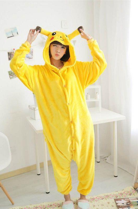 Детская пижама кигуруми Пикачу купить в Москве цена 1 989 р ... 77e7b968718db