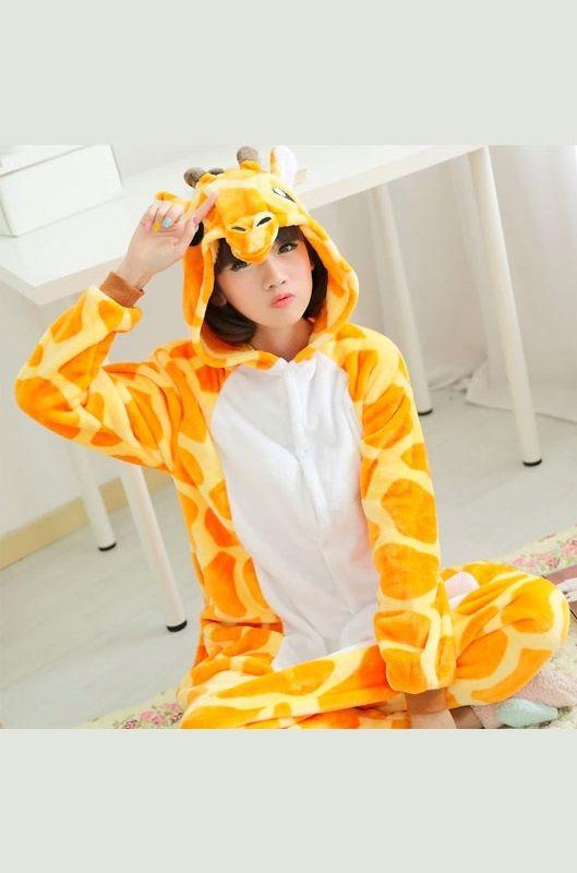 Кигуруми Жираф купить в Москве цена 1 862 р - интернет магазин Lilkrok! 3f8c5a3b5ce68