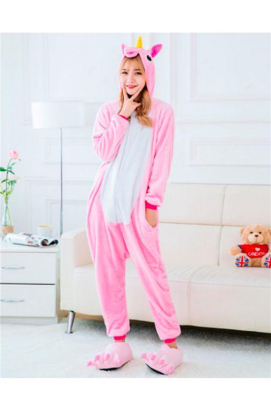 Детская пижама кигуруми Радужный Розовый Единорог купить в Москве ... b05cf74eed2f1