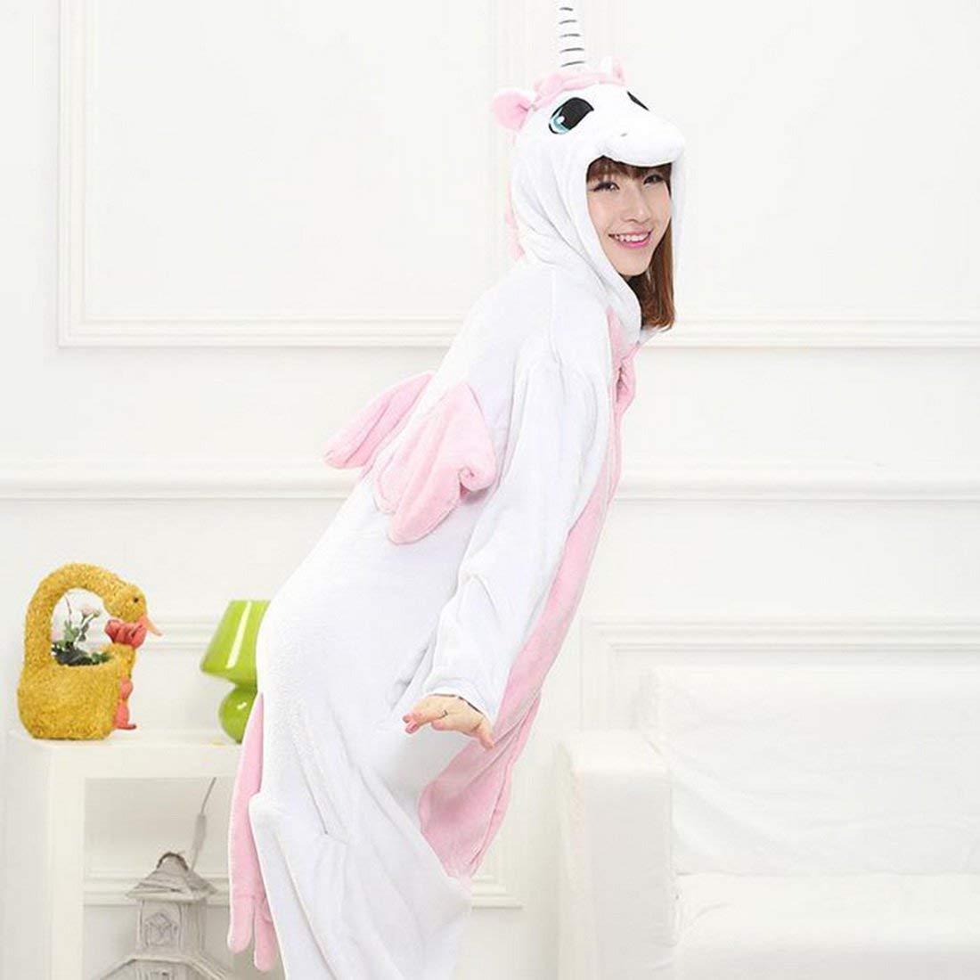 ... Детская пижама кигуруми Бледно-розовый Единорог купить в Москве ... cc54700ad04a1